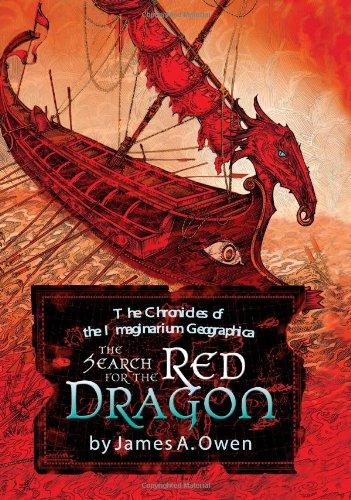 The Search for the Red Dragon (Chronicles: James A. Owen