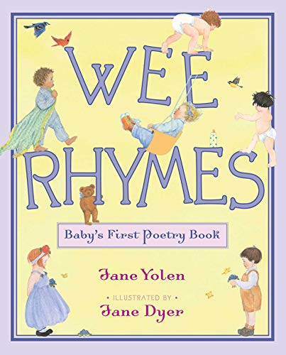 9781416948988: Wee Rhymes: Baby's First Poetry Book