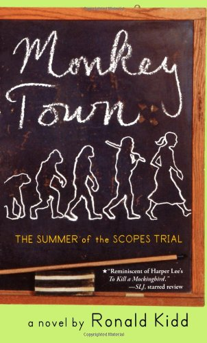 9781416949213: Monkey Town: The Summer of the Scopes Trial