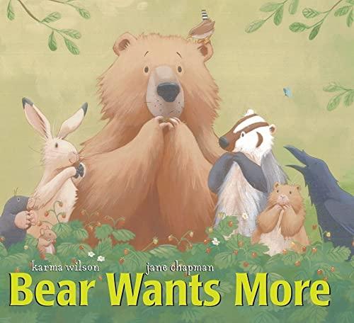 9781416949220: Bear Wants More (The Bear Books)