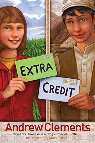 Extra Credit (Junior Library Guild Selection): Andrew Clements