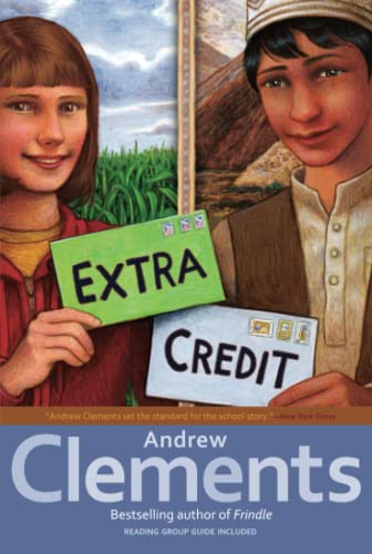 Extra Credit: Andrew Clements