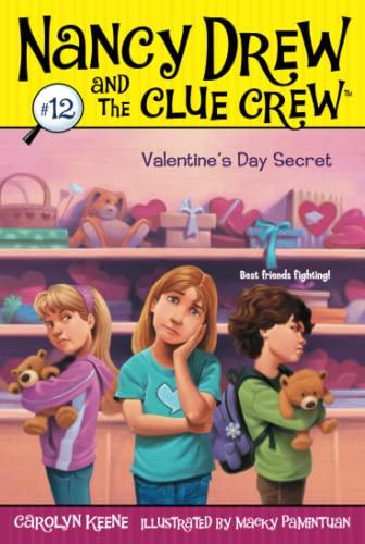 Valentine's Day Secret (Nancy Drew and the Clue Crew #12): Carolyn Keene