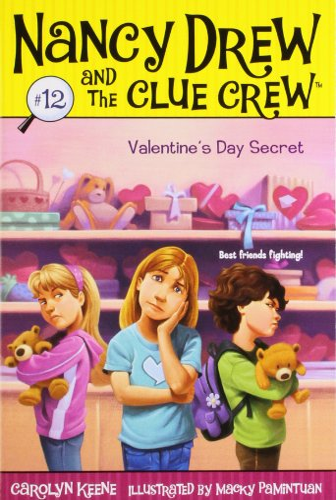 9781416949442: Valentine's Day Secret (Nancy Drew and the Clue Crew #12)