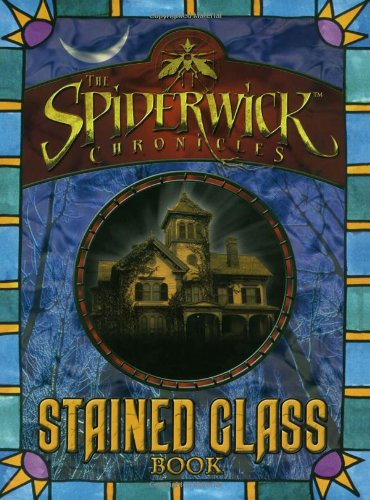 9781416949534: Spiderwick Stained Glass Book (The Spiderwick Chronicles)