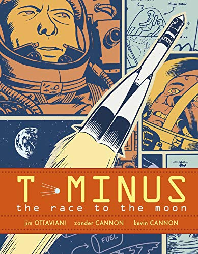 9781416949602: T-Minus: The Race to the Moon