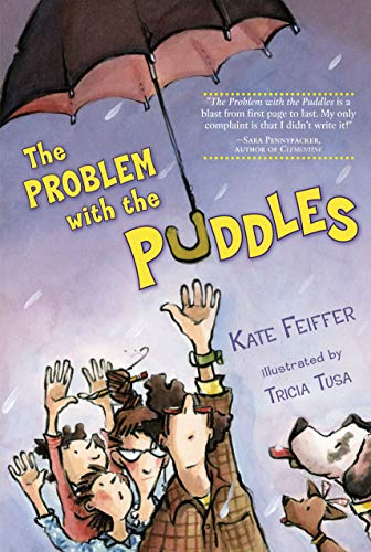 9781416949619: The Problem with the Puddles