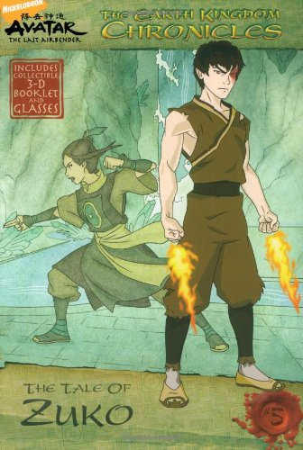 9781416949848: The Tale of Zuko (Avatar, the Last Airbender: The Earth Kingdom Chronicles)