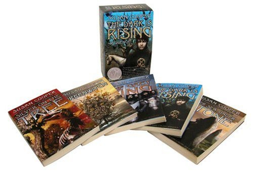 9781416949961: The Dark Is Rising (Boxed Set): Over Sea, Under Stone; The Dark Is Rising; Greenwitch; The Grey King; Silver on the Tree (The Dark Is Rising Sequence)