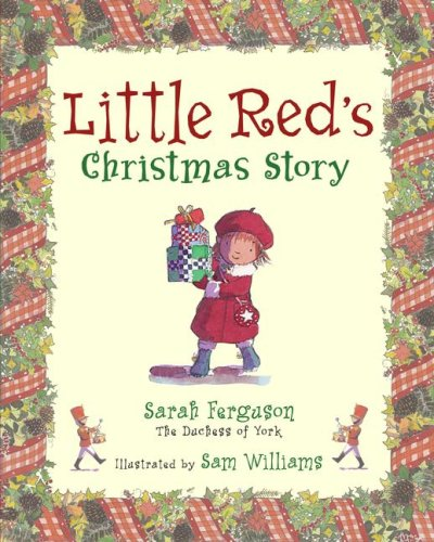 9781416950028: Ferguson, S: LITTLE REDS XMAS STORY (Little Red Adventures)