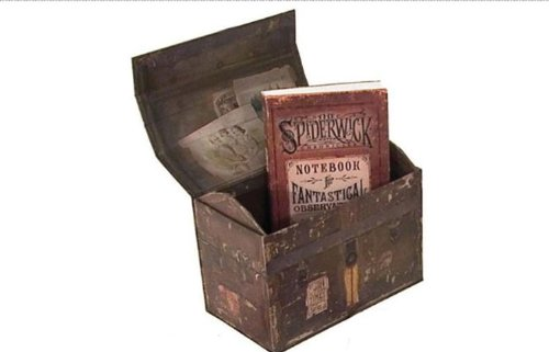 The Spiderwick Chronicles Deluxe Collector's Trunk: Black, Holly, DiTerlizzi, Tony