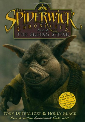 9781416950189: The Seeing Stone: Movie Tie-in Edition (Spiderwick Chronicles (Hardback))