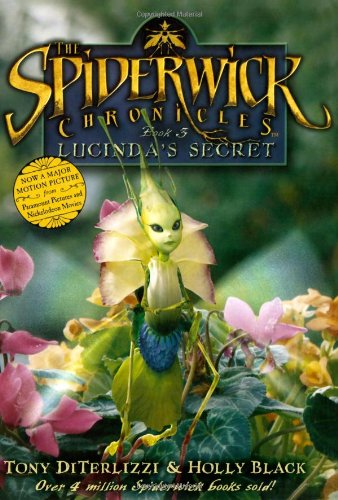 9781416950196: Lucinda's Secret: Movie Tie-in Edition (The Spiderwick Chronicles)