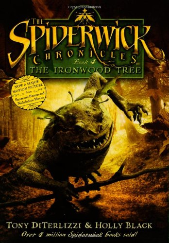 9781416950202: The Ironwood Tree: Movie Tie-in Edition (The Spiderwick Chronicles)