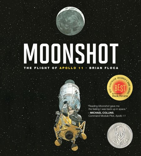 9781416950462: Moonshot: The Flight of Apollo 11 (Richard Jackson Books (Atheneum Hardcover))