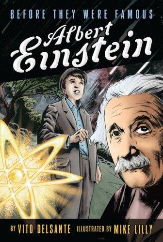 9781416950721: Albert Einstein (Before They Were Famous)