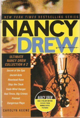 Ulltimate Nancy Drew Girl Detective (Collection #2, Books #9-16 Boxed Set): Carolyn Keene