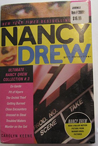 Nancy Drew Girl Detective # 17-24 Boxed Set 3: Carolyn Keene