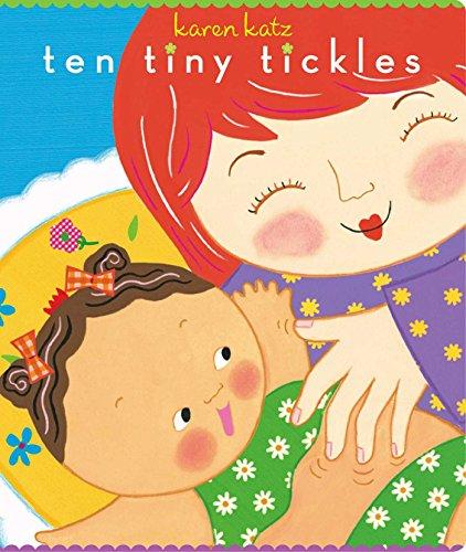 9781416951018: Ten Tiny Tickles