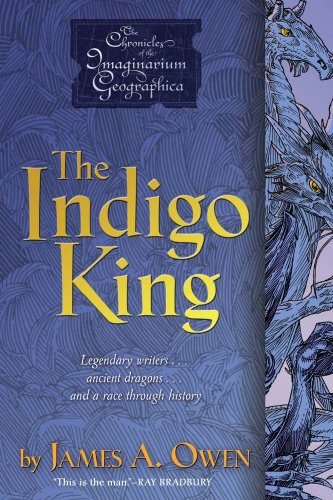 9781416951087: The Indigo King (Chronicles of the Imaginarium Geographica, The)