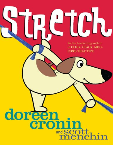 Stretch (1416953418) by Cronin, Doreen