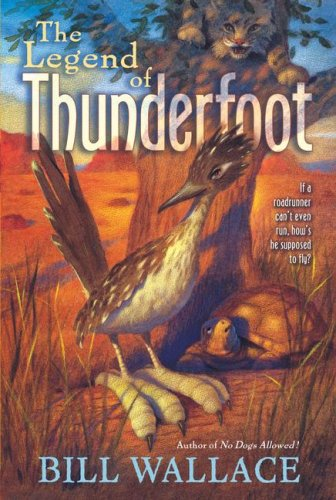 The Legend of Thunderfoot: Bill Wallace