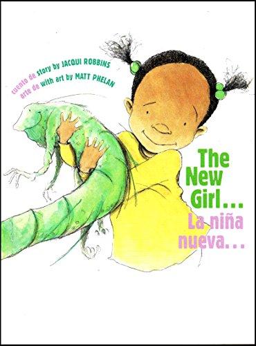 9781416953999: The New Girl... and Me (La Nina Nueva... y yo)