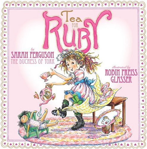 9781416954194: Tea for Ruby (Paula Wiseman Books)