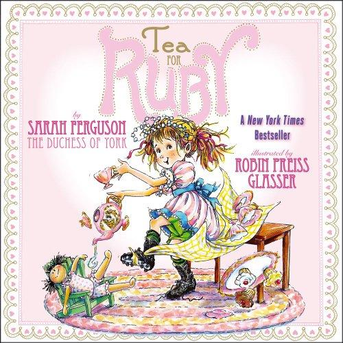 9781416954200: Tea for Ruby (Paula Wiseman Books)