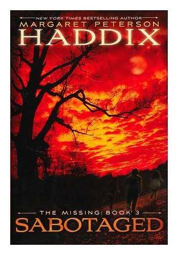 9781416954248: Sabotaged: The Missing Book 3