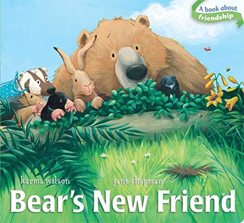 9781416954385: Bear's New Friend (Classic Board Books)