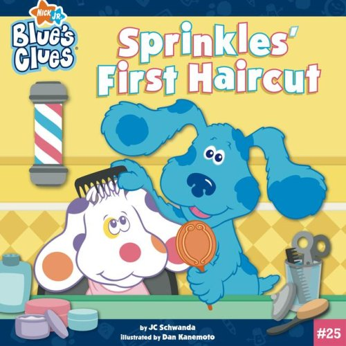 9781416954422: Sprinkles' First Haircut (Blue's Clues)