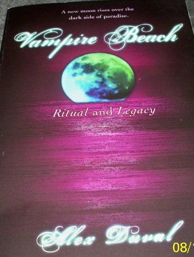 9781416954552: Ritual and Legacy (Vampire Beach)