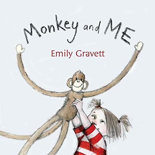 9781416954576: Monkey and Me