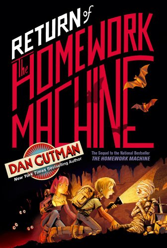 9781416954590: Return of the Homework Machine