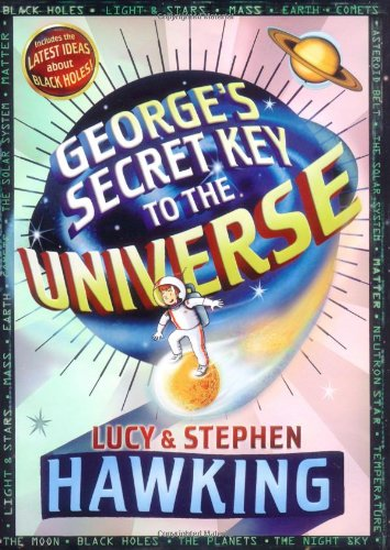 George's Secret Key to the Universe: Stephen Hawking, Lucy