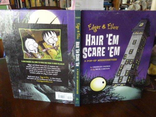 9781416954736: Edgar & Ellen: Hair 'Em Scare 'Em