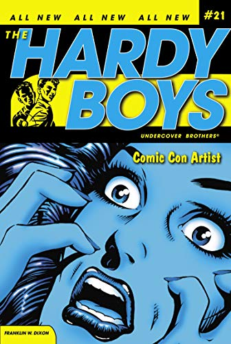 9781416954989: Comic Con Artist (Hardy Boys (All New) Undercover Brothers)