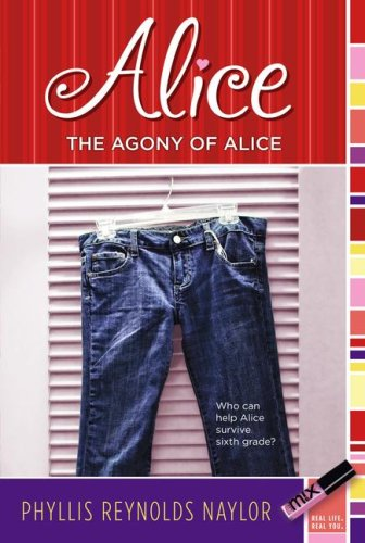 9781416955337: The Agony of Alice