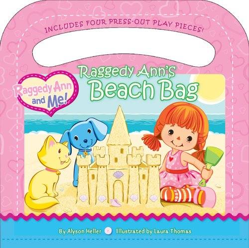 9781416955467: Raggedy Ann's Beach Bag (Raggedy Ann and Me!)