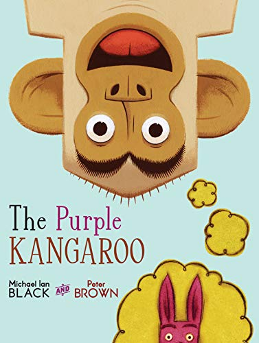 The Purple Kangaroo: Black, Michael Ian
