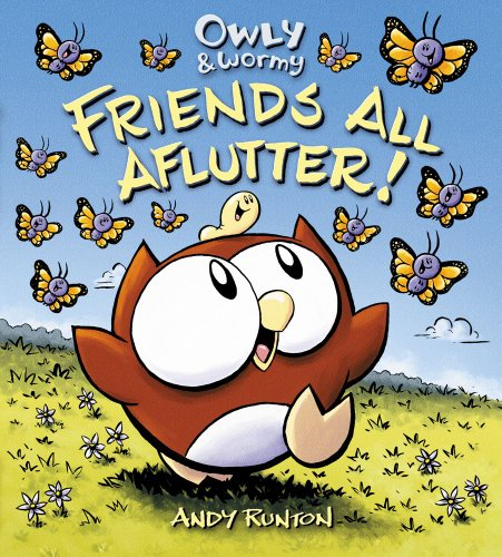 9781416957744: Owly & Wormy, Friends All Aflutter!