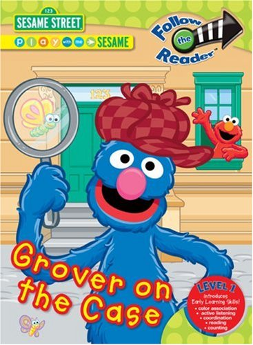 9781416958529: Grover on the Case: Follow the Reader Level 1