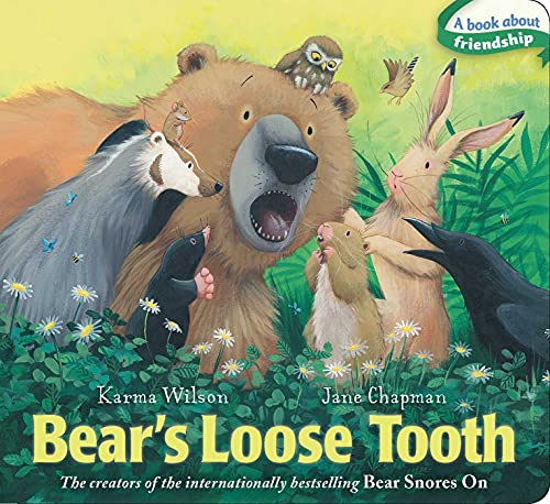 9781416958550: Bear's Loose Tooth