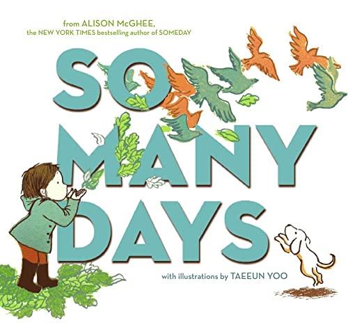 So Many Days: McGhee, Alison
