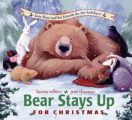 Bear Stays Up for Christmas: Wilson, Karma