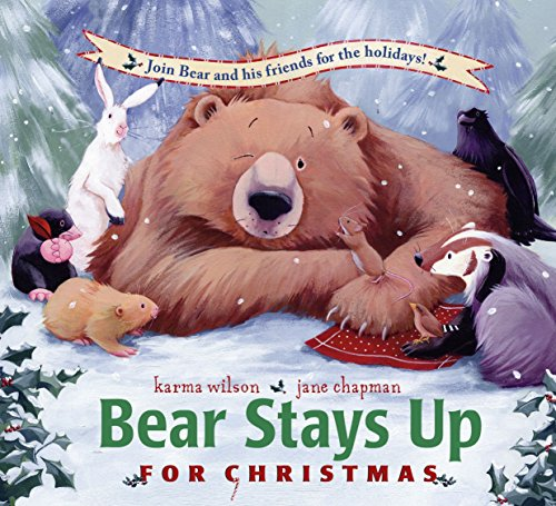 9781416958963: Bear Stays Up for Christmas (The Bear Books)