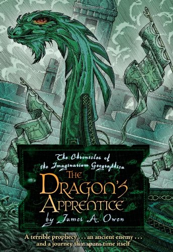 The Dragon's Apprentice (Chronicles of the Imaginarium Geographica, The): Owen, James A.