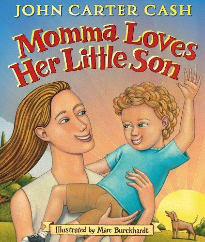 9781416959120: Momma Loves Her Little Son
