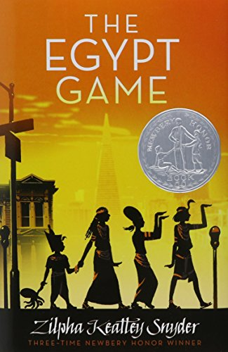 9781416960652: The Egypt Game